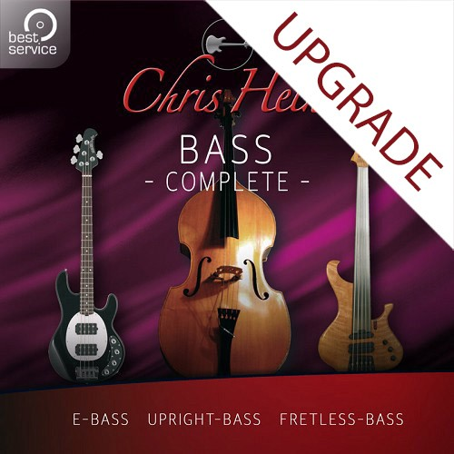 Chris Hein Bass Upgrade