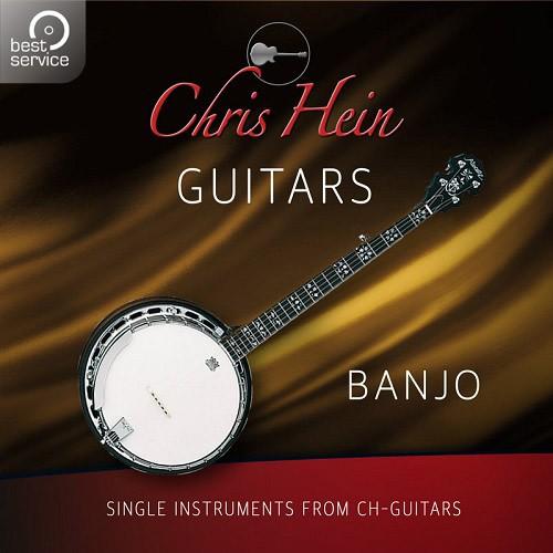 Chris Hein Guitars - Banjo