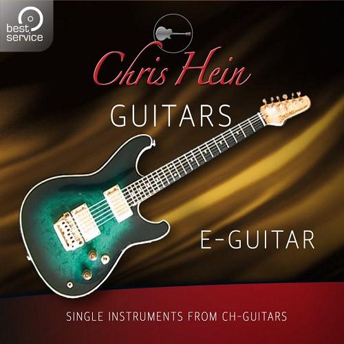 Chris Hein Guitars - E-Guitar Clean