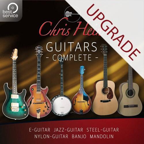Chris Hein Guitars Upgrade