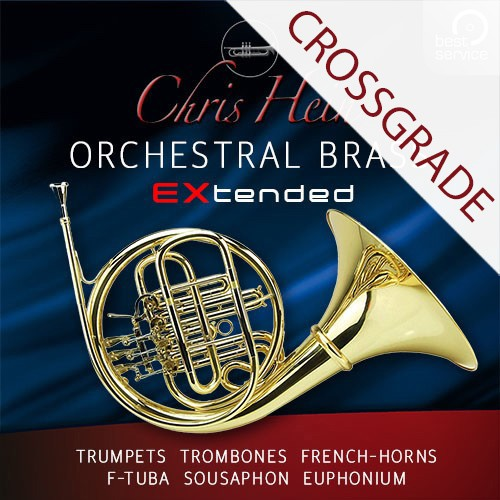 Chris Hein Orchestral Brass Extended Crossgrade