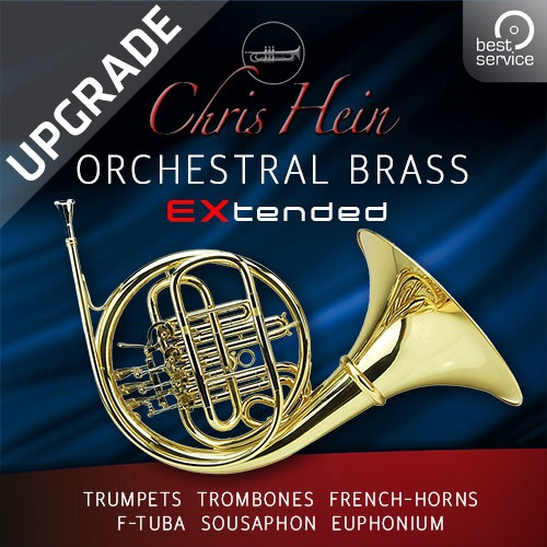 Chris Hein Orchestral Brass EXtended UPG