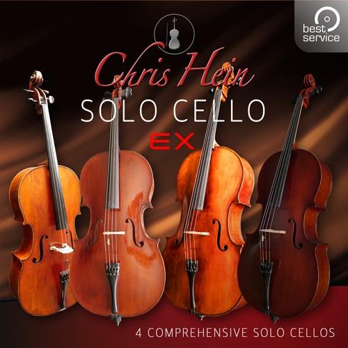 Chris Hein Solo Cello EXtended