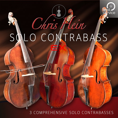 Chris Hein Solo ContraBass EXtended