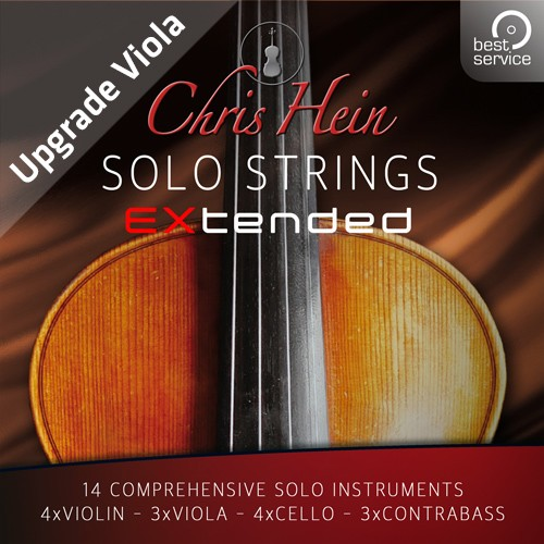 Chris Hein Solo Strings Complete Upgrade Viola