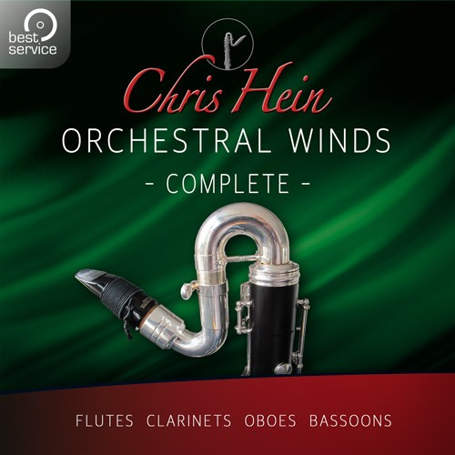 Chris Hein Winds Complete
