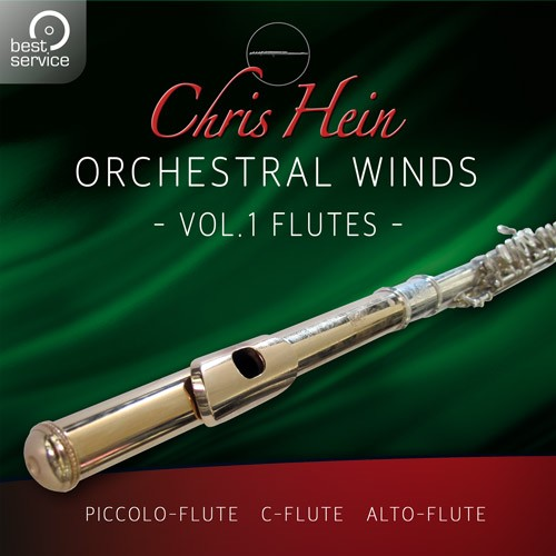 Chris Hein Winds Vol 1 - Flutes