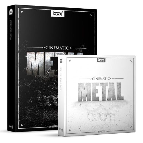 Cinematic Metal - Bundle