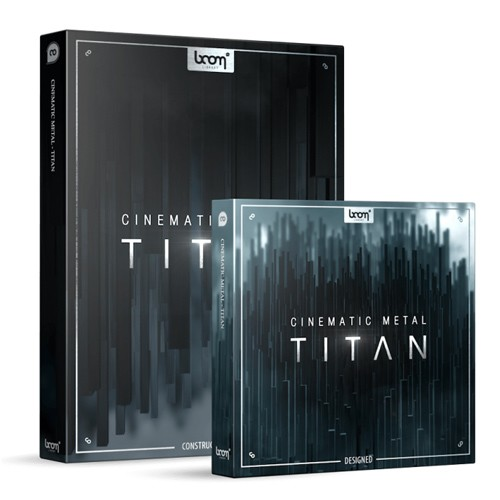 Cinematic Metal Titan - Bundle