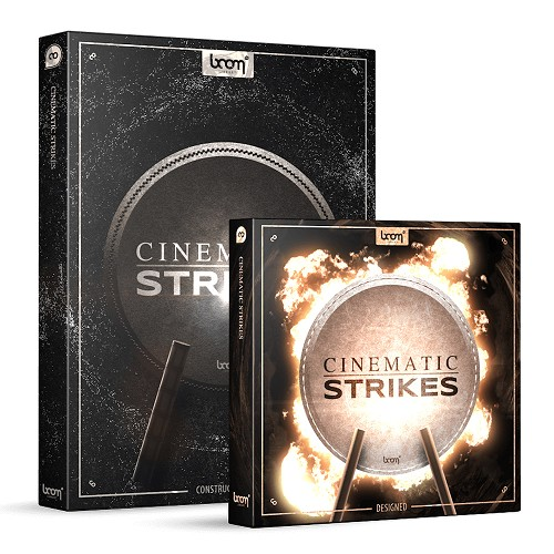Cinematic Strikes - Bundle