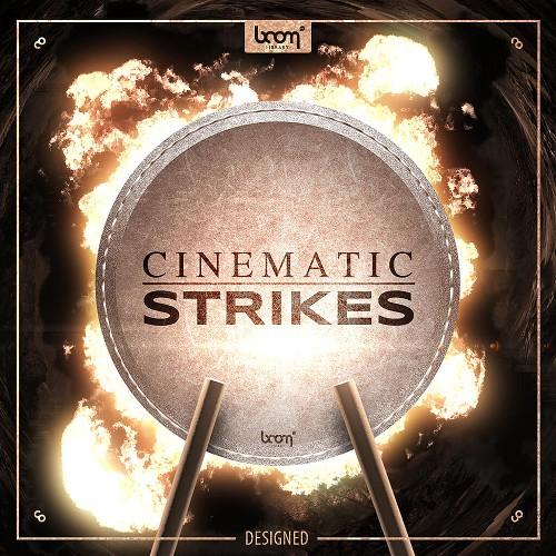 Cinematic Strikes - Designed