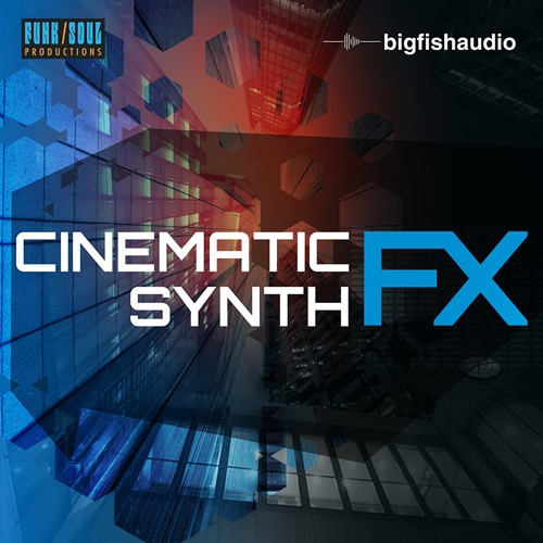 Cinematic Synth FX