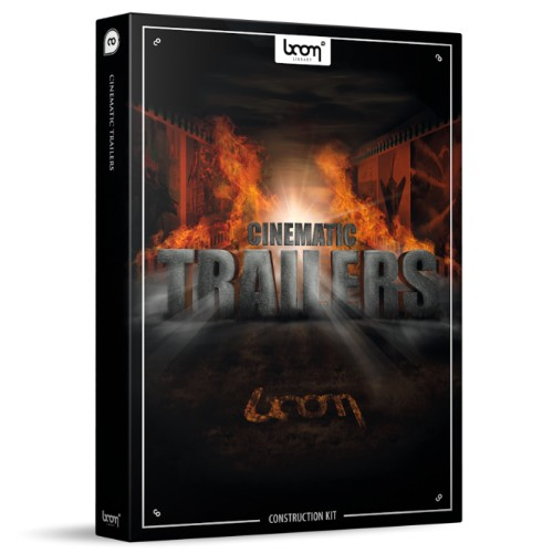 Cinematic Trailers - Construction Kit