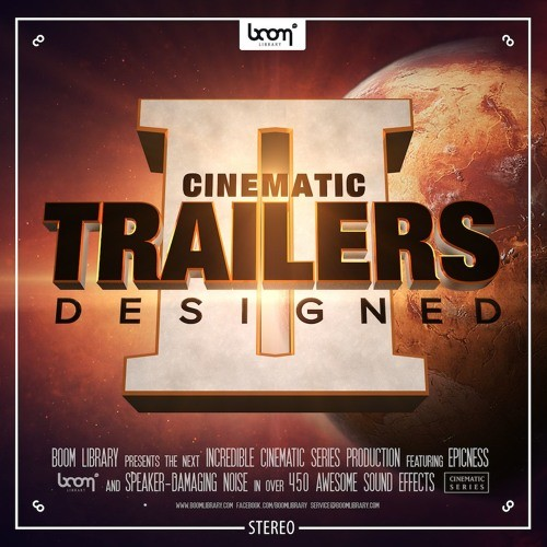 Cinematic Trailers - Designed 2