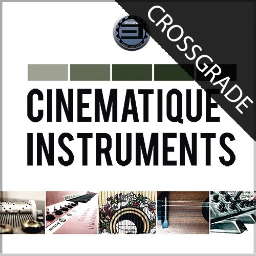 Cinematique Instruments 1 Crossgrade