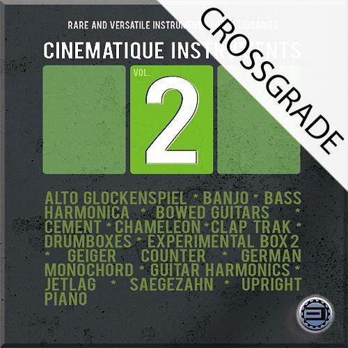 Cinematique Instruments 2 Crossgrade