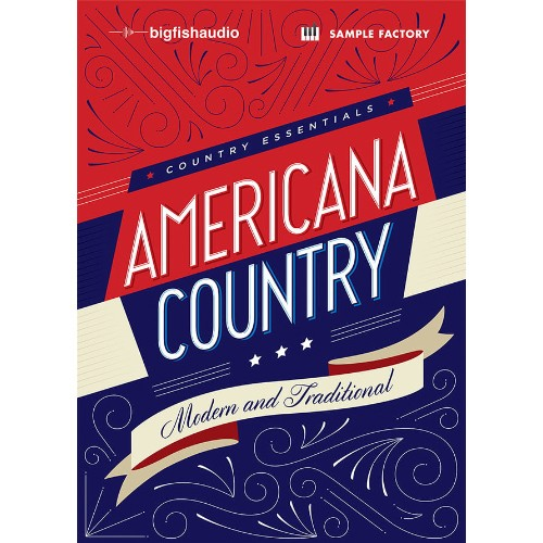 Country Essentials: Americana Country