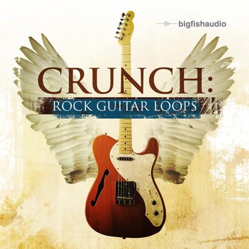 Crunch: Rock Guitar Loops