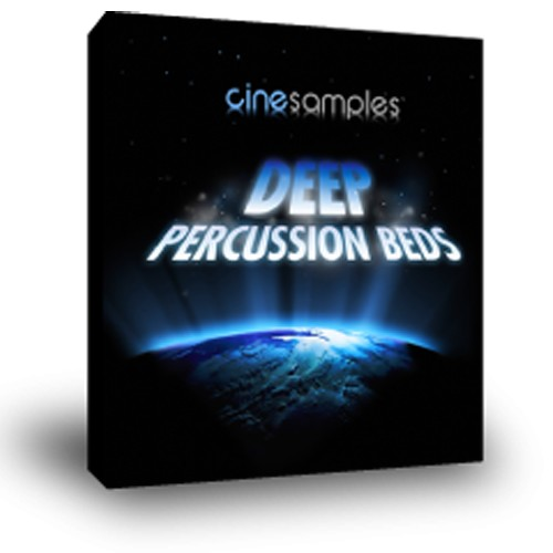 Deep Percussion Beds