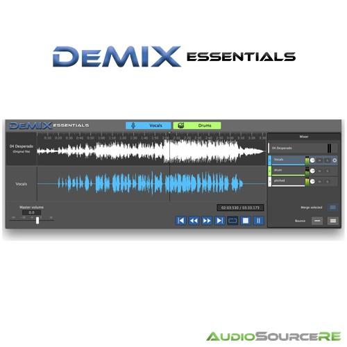 DeMIX Essentials