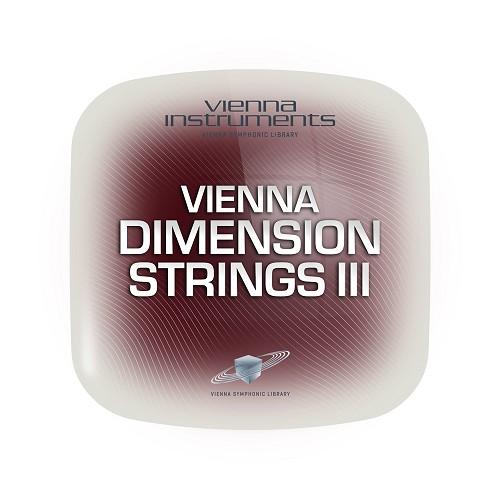 Dimension Strings III
