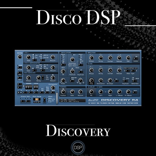 Discovery Virtual Analog Synthesizer