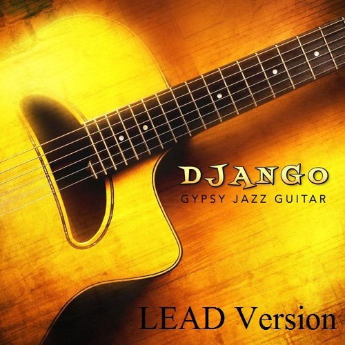 DJANGO - Gypsy Jazz Guitar - LEAD