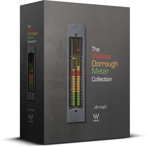 Dorrough Meters Stereo