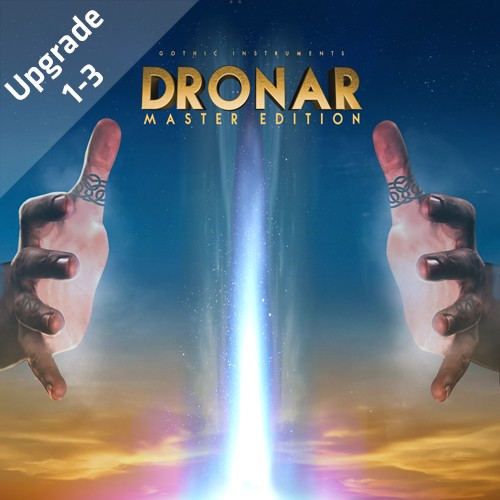 Dronar Master Edition Upgrade 1-3