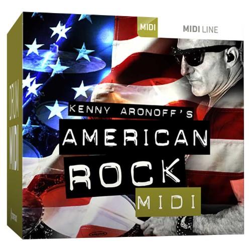 Drum MIDI American Rock