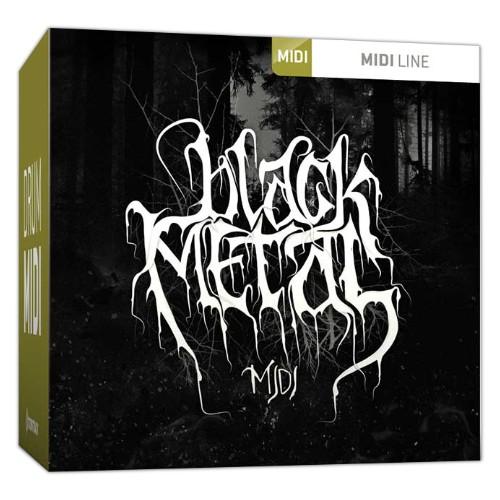Drum MIDI Black Metal