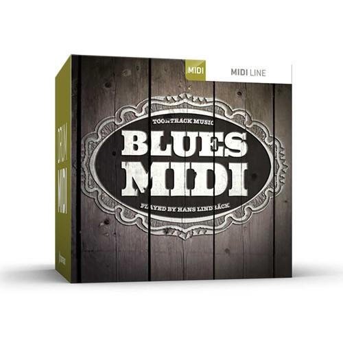 Drum MIDI Blues