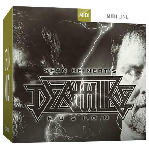 Drum MIDI Deathlike Fusion