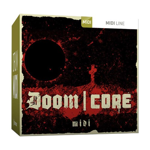 Drum MIDI Doom/Core