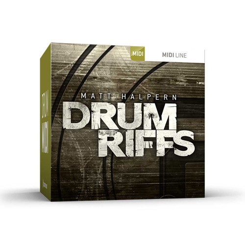 Drum MIDI Drum Riffs
