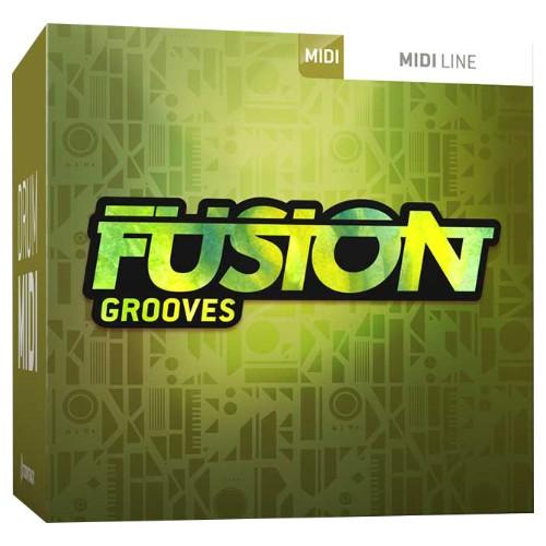 Drum MIDI Fusion Grooves