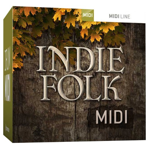 Drum MIDI Indie Folk