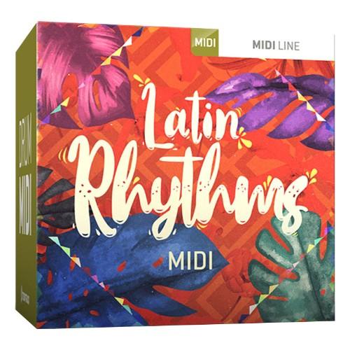 Drum MIDI Latin Rhythms