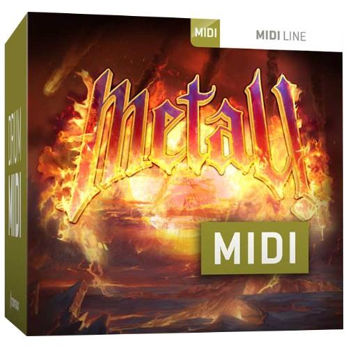 Drum MIDI Metal!