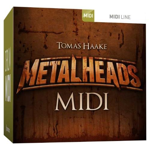 Drum MIDI Metalheads