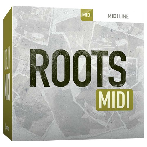 Drum MIDI Roots