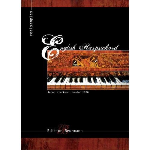 Edition Beurmann - English Harpsichord