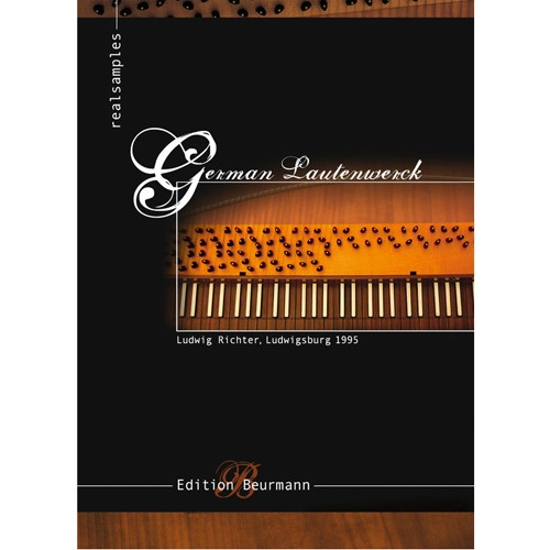 Edition Beurmann - German Lautenwerck