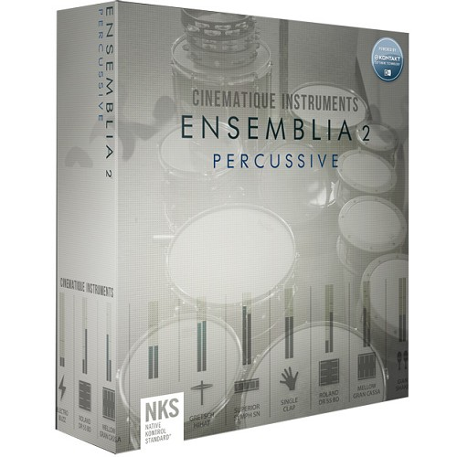 Ensemblia 2 Percussive