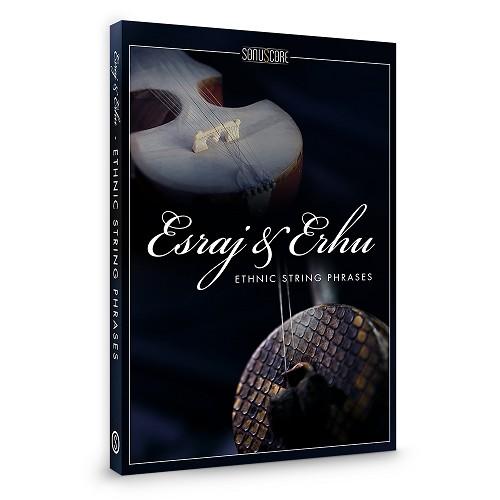 Ethnic String Phrases - Esraj & Erhu