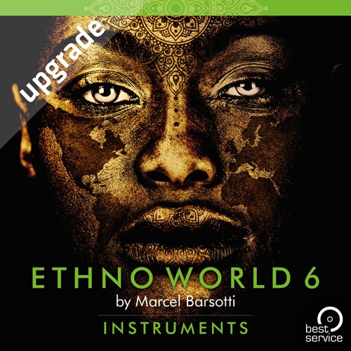 Ethno World 6 Instruments Upgrade
