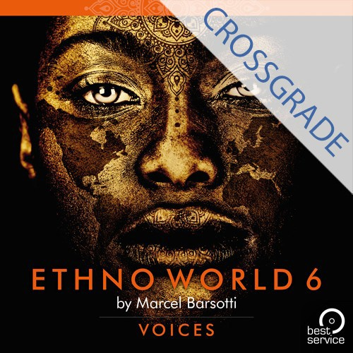 Ethno World 6 Voices Crossgrade