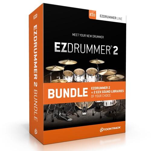 EZ Drummer 2 Bundle