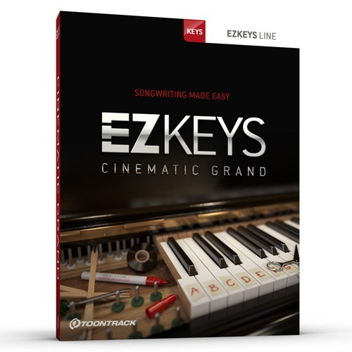 EZkeys Cinematic Grand