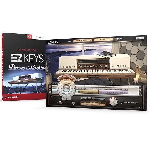 EZkeys Dream Machine